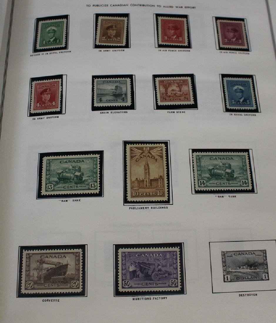 Canada Unused Used Stamp Collection to 1980 - 2