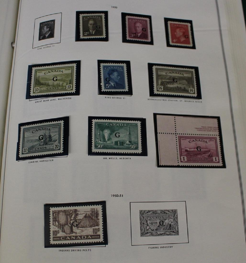 Canada Unused Used Stamp Collection to 1980 - 3