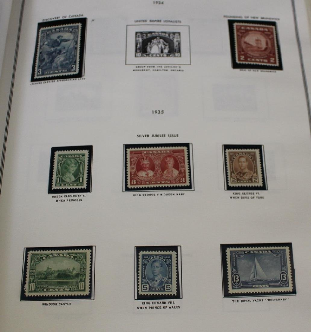 Canada Unused Used Stamp Collection to 1980 - 4