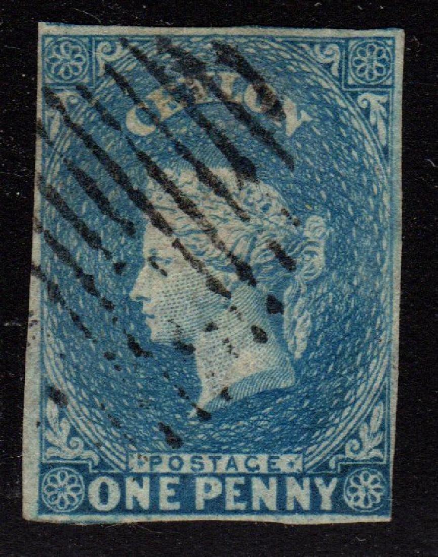 Ceylon Scott 1 Fine Used SCV.$240