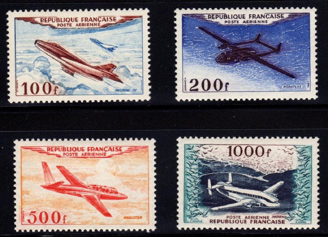 France Scott C29-C32 XF OG NH SCV.$218