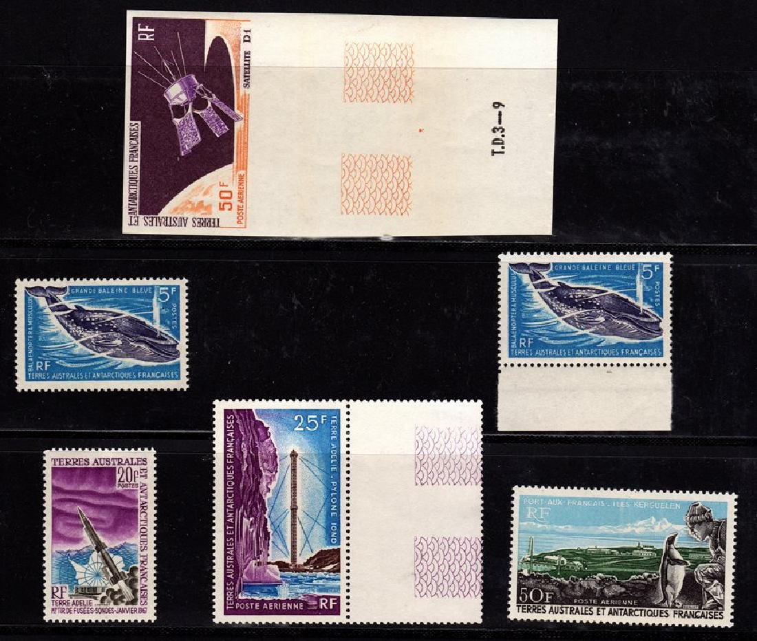 French Southern & Antarctic Territories Unused