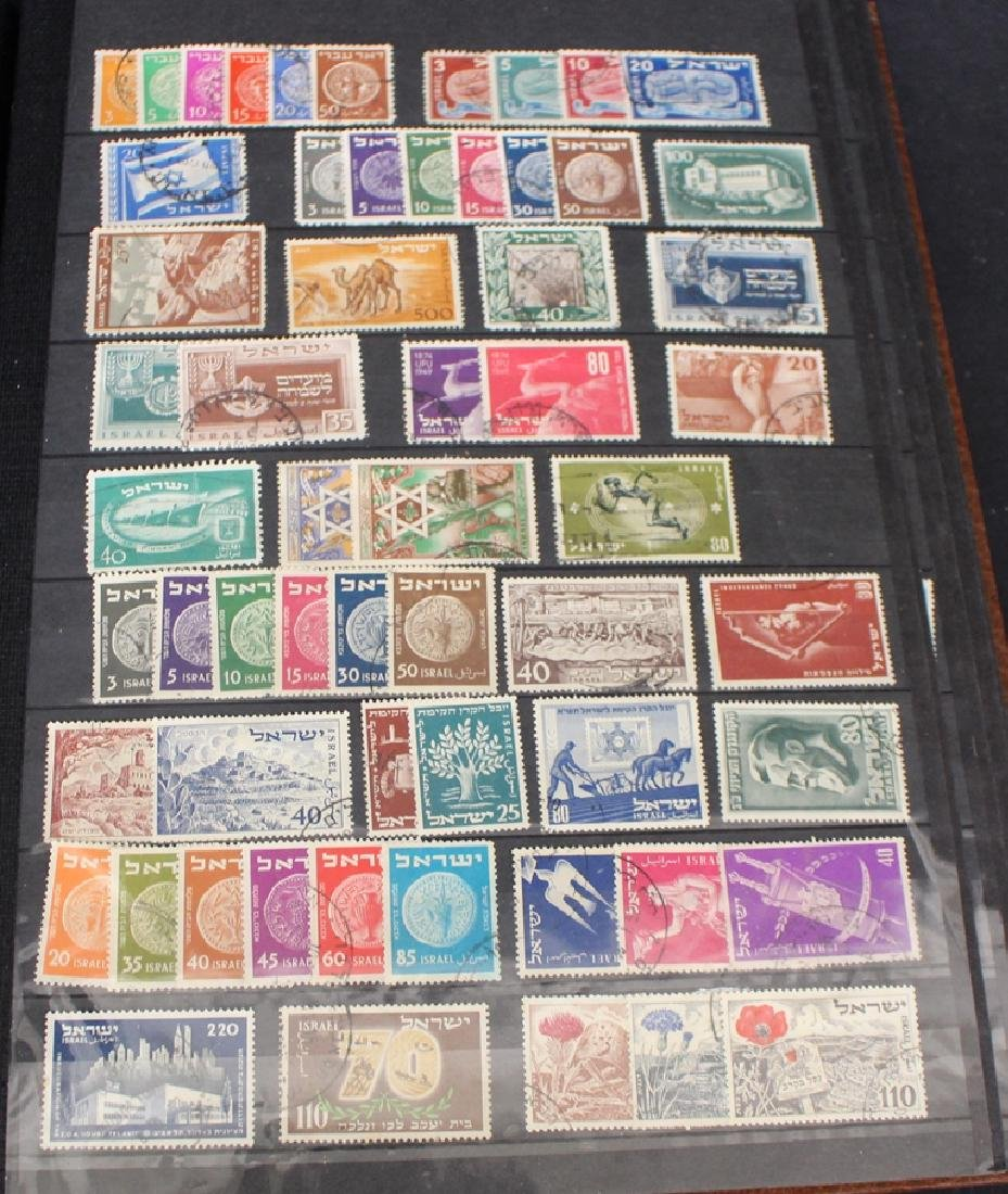 Israel - Postally Used collection 1948-1988