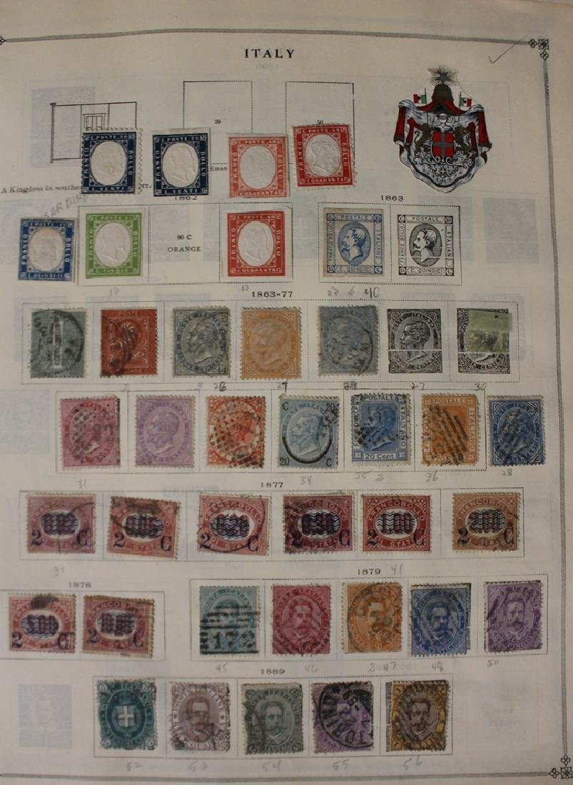 Italy Unused Used Stamp Collection