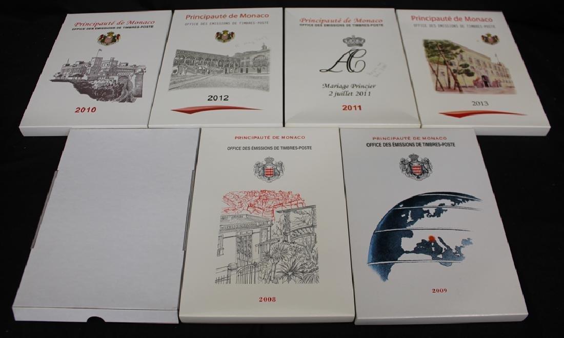 Monaco Master Year Sets 2007-2013