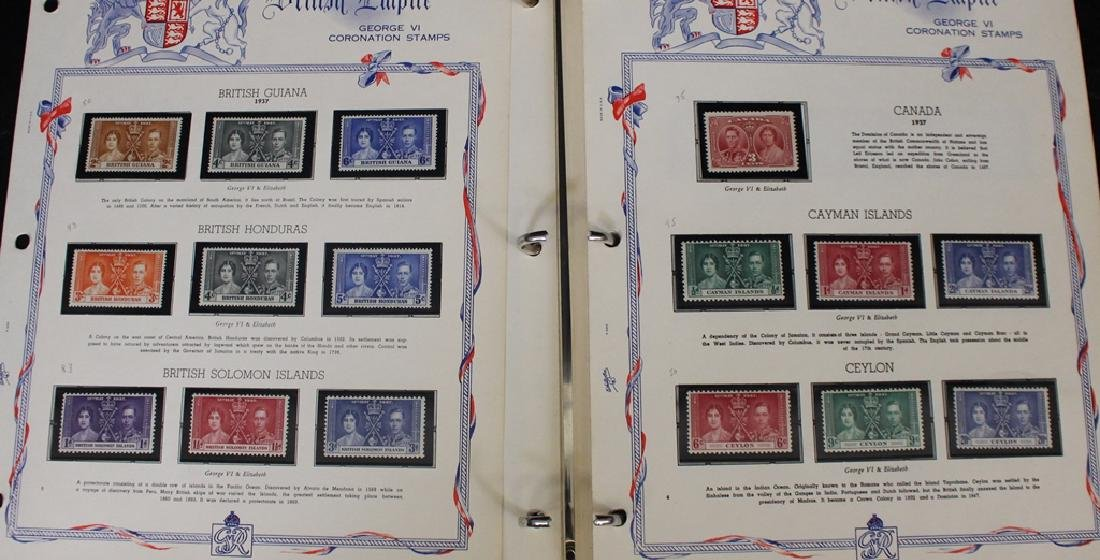1937 & 1953 British Coronation Complete Sets
