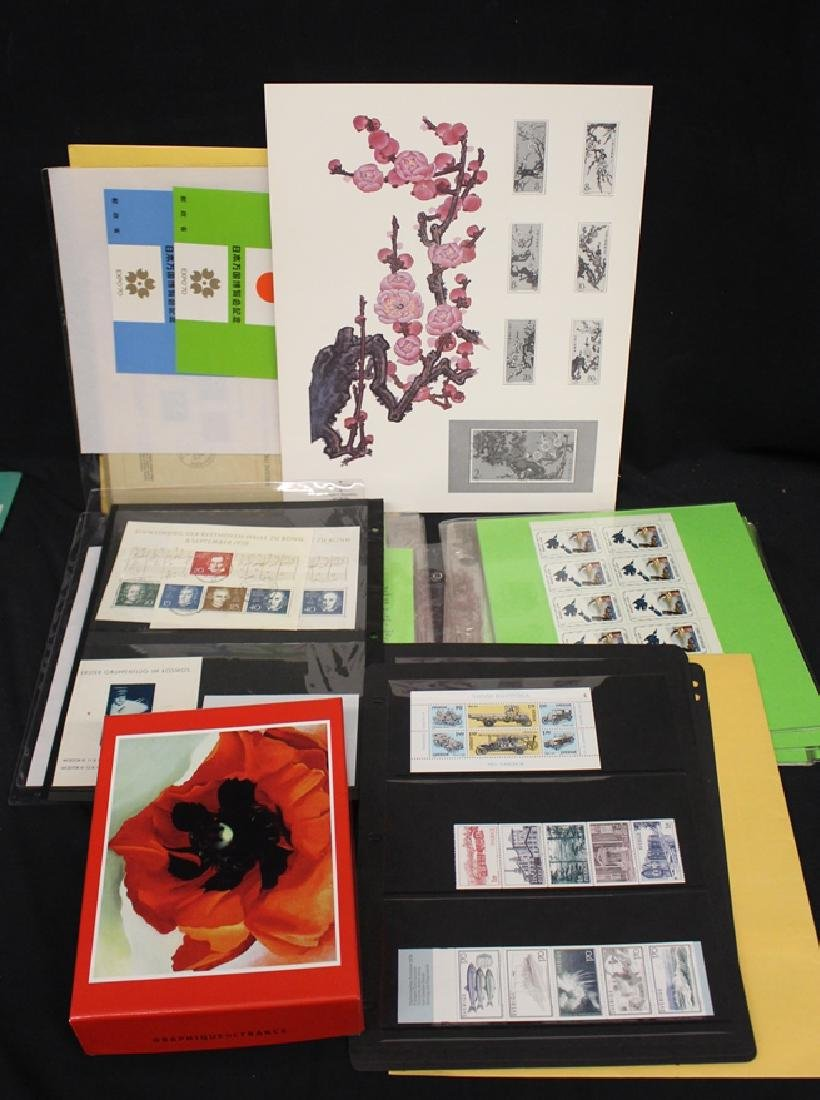 U.S. and Worldwide Stamp Collection