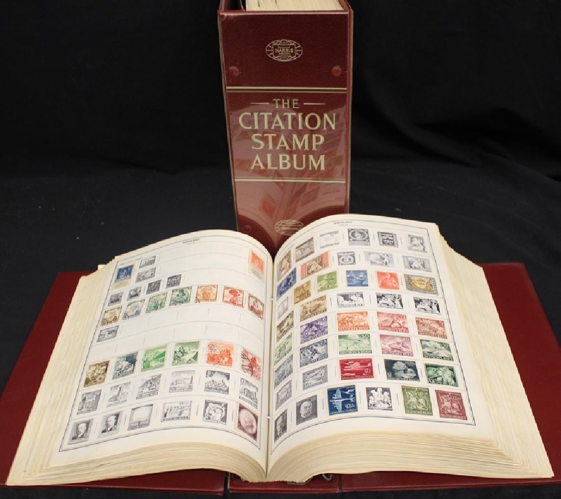 Worldwide Begginer Stamp Collection