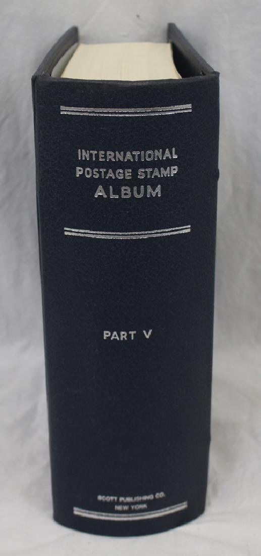 Like New Scott International Volume V