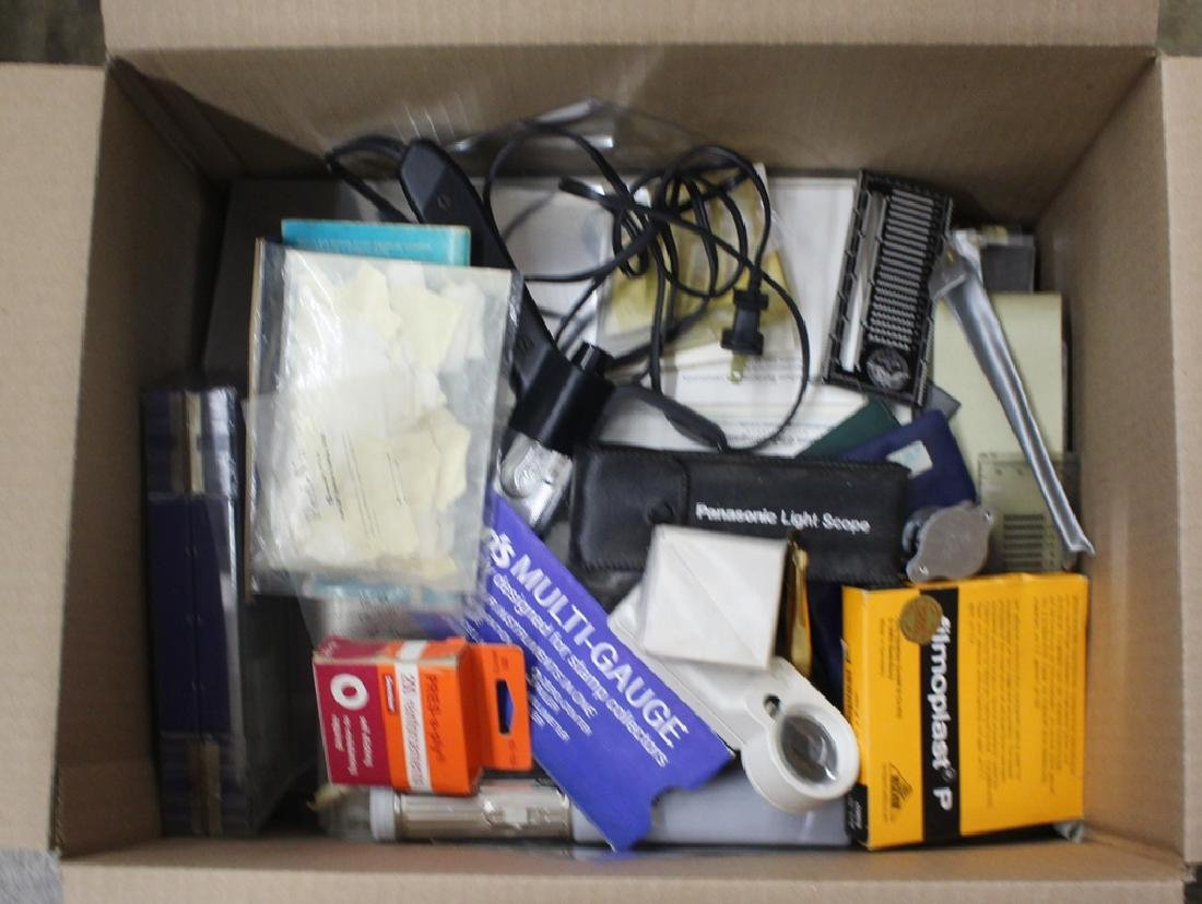 One Man's Supply Box