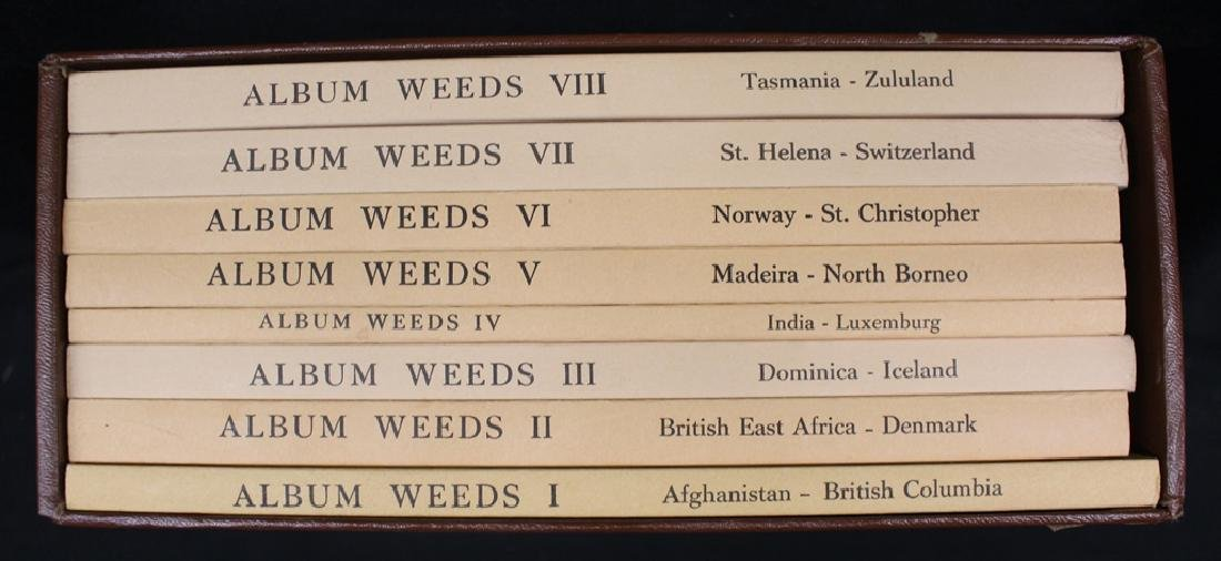 Album Weeds (8) Volume Set