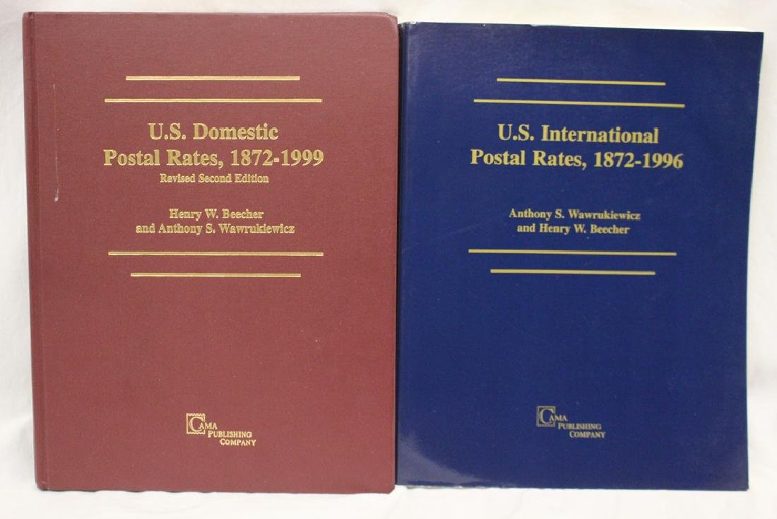 (2) Volumes U.S. Domestic and International Postal