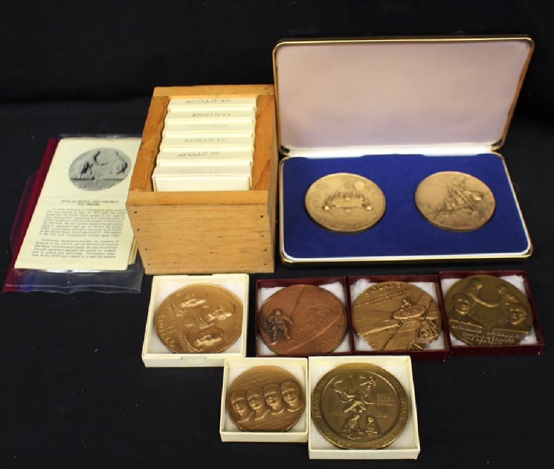 Exonumia: Space Medallic Art Collection (14