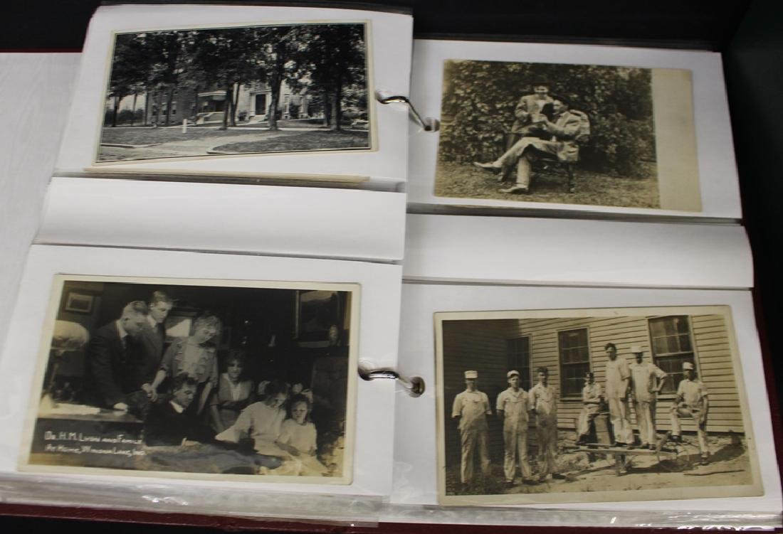 (500-700) Mixed States Towns & Views Postcards - 4