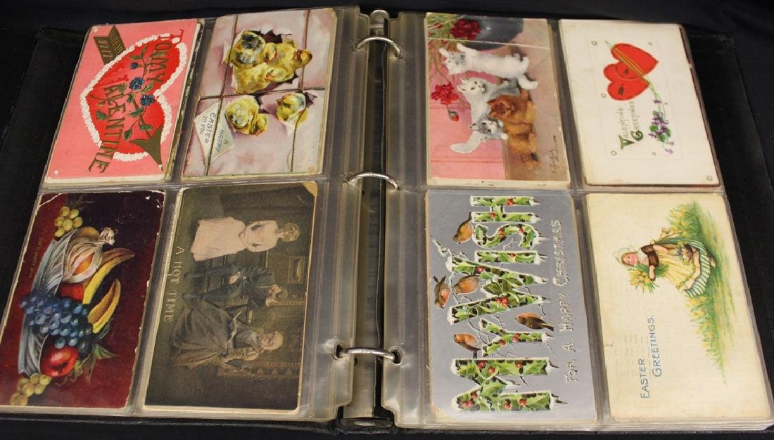 One Man's Postcard Collection - 2