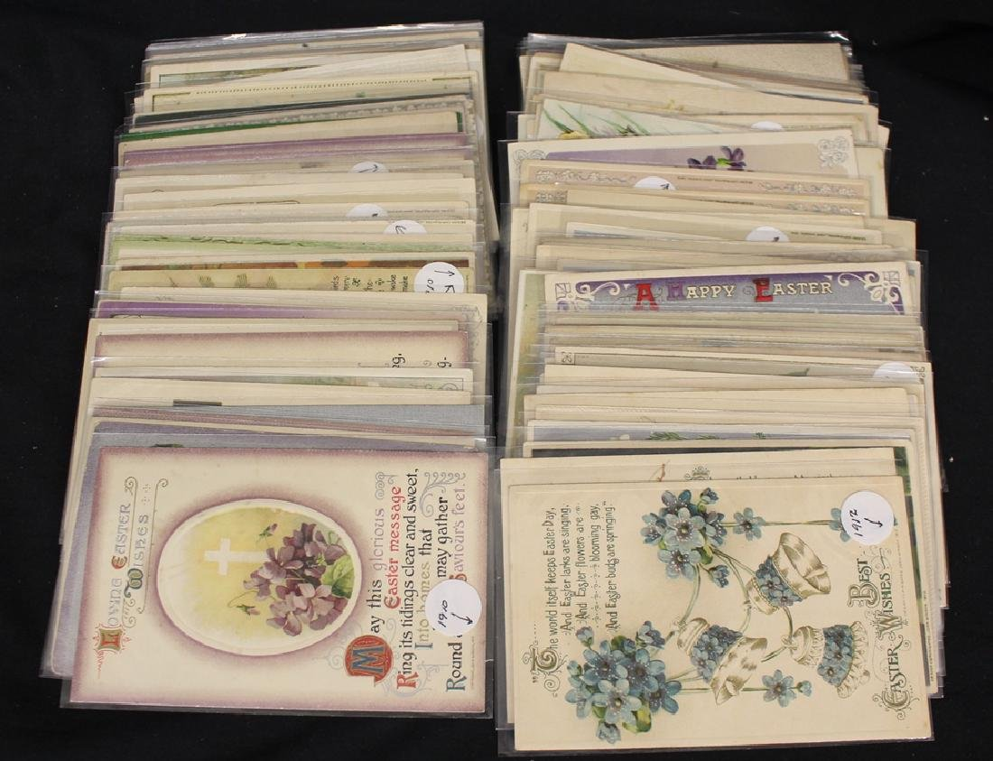 Winsch - (100)+ Easter and St.Patricks Postcards