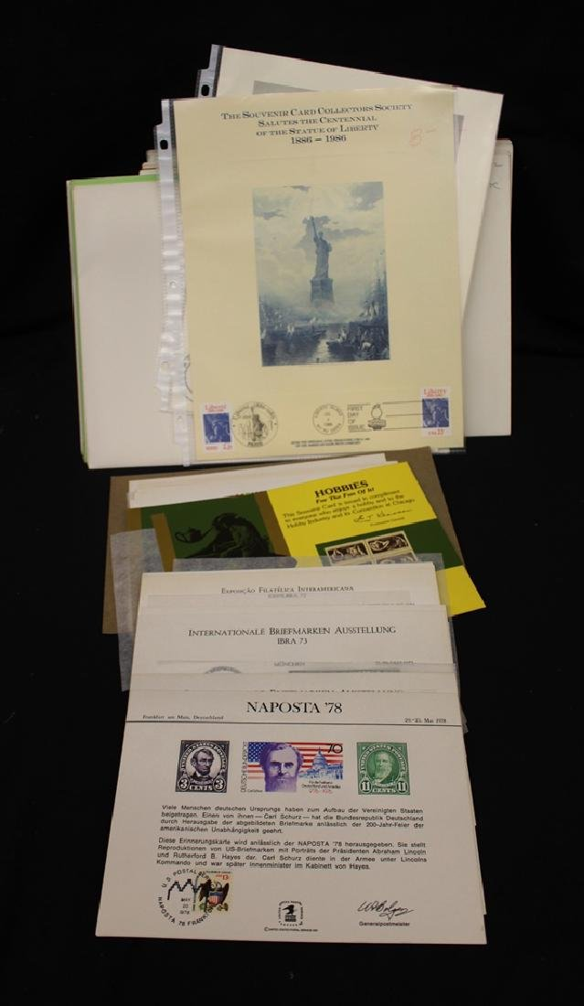 (50+) Bureau of Printing and Engraving Souvenir Cards