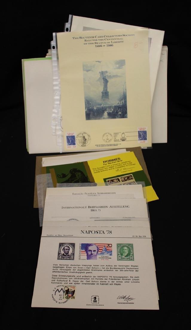 (50+) Bureau of Printing and Engraving Souvenir Cards