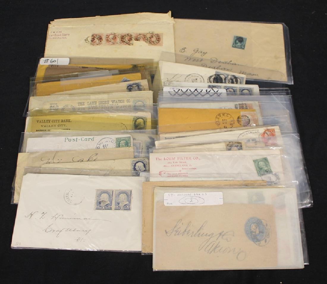 United States Cover Lot