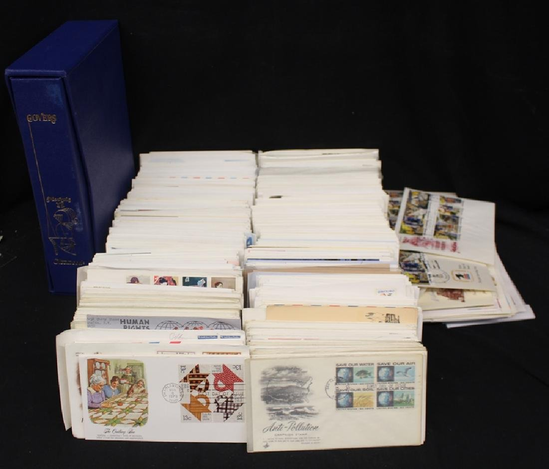 (1200-1500) United States First Day Covers