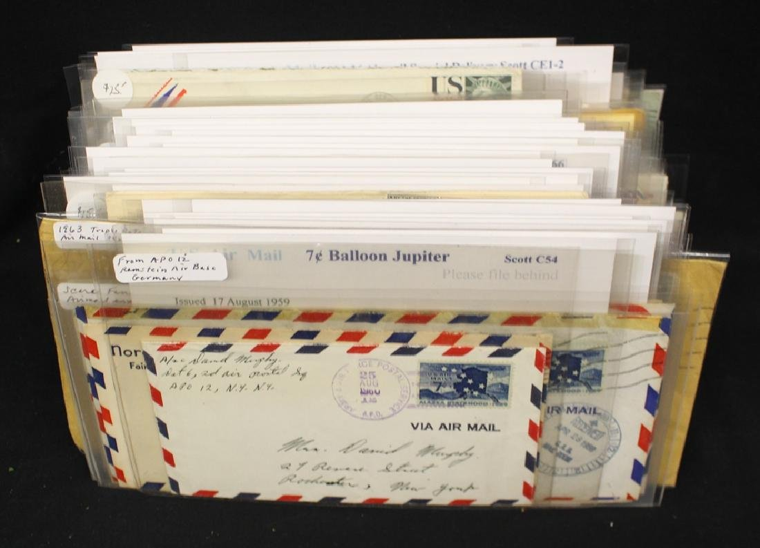 United States Modern Airmail Cover Lot