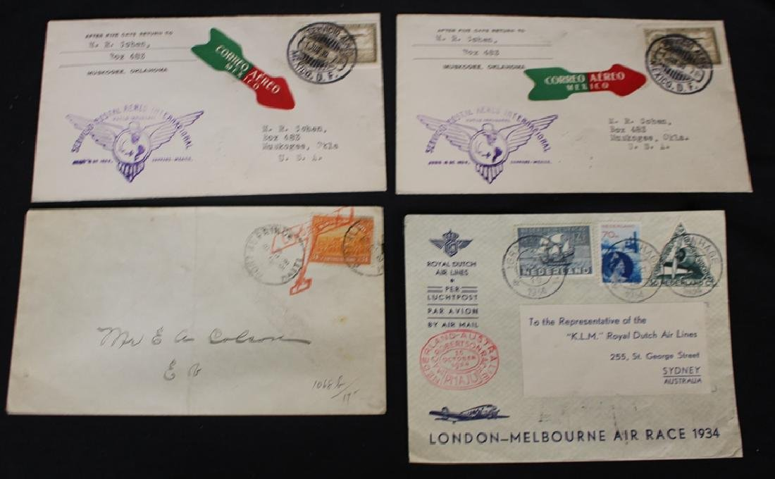 (12) Better U.S. and Foreign Flight Covers
