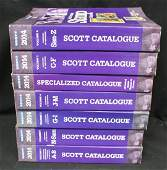 2014 Scott Catalogs A-Z Plus U.S. Specialized