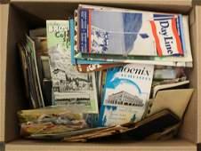 Paper Ephemera collection