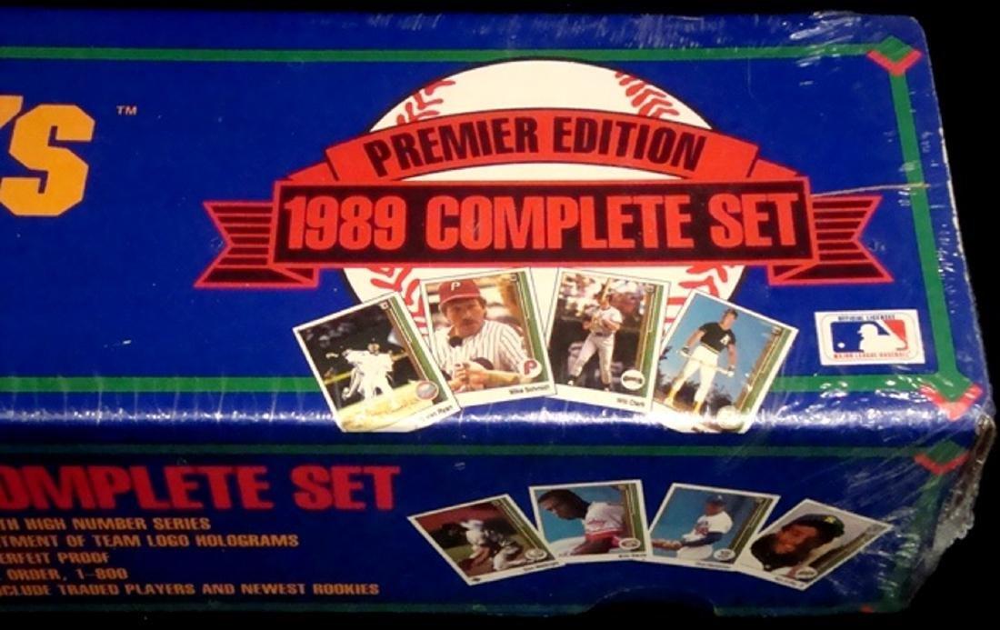 1989 Upper Deck Baseball Sealed Wax Box w Griffey RC - 2