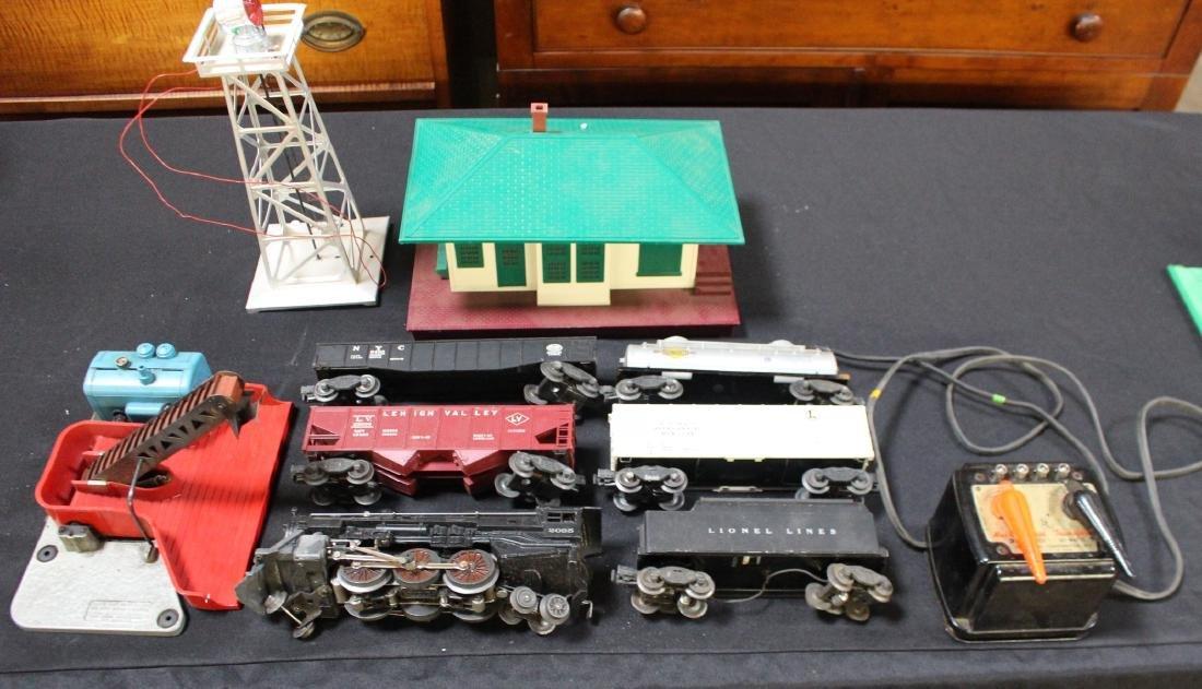 1950-60's Era Lionel Train Set