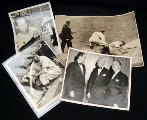 6: Lot of Vintage Photos/Wire Photos, Trosky