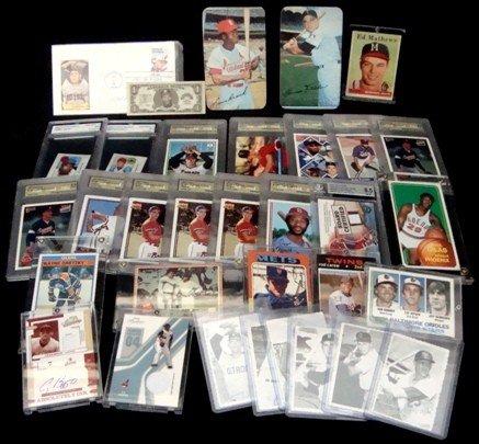 8A: Lot of Vintage/Modern Star Cards