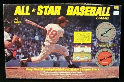 182: 1968 Cadaco All-Star Baseball Game No. 183