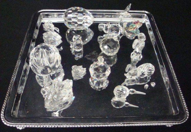 6: Collection of Swarovski Plus