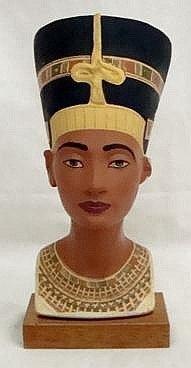 10: Alva Studios Nefertiti Bust