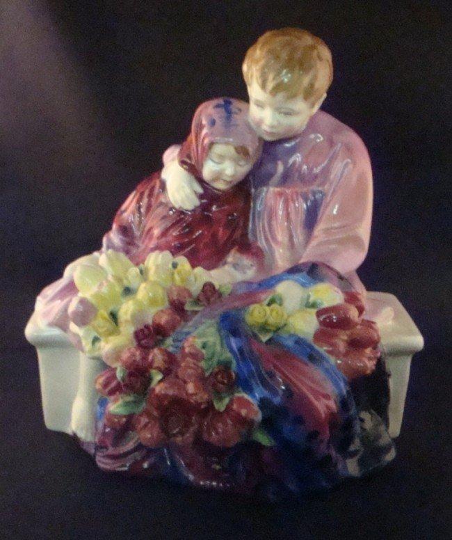 16: Royal Doulton Flower Seller's Children