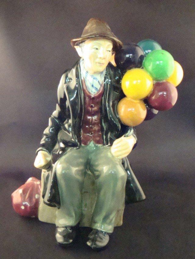 17: Royal Doulton The Balloon Man