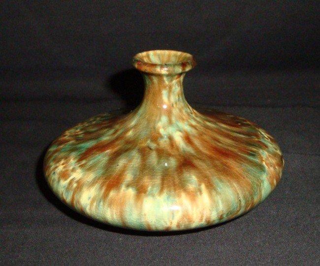 """23: Roseville Blended 3"""" Vase"""