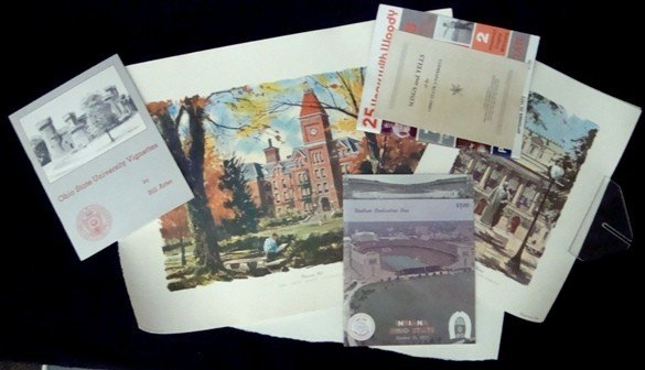 3: Collection OSU Collectible Paper Items