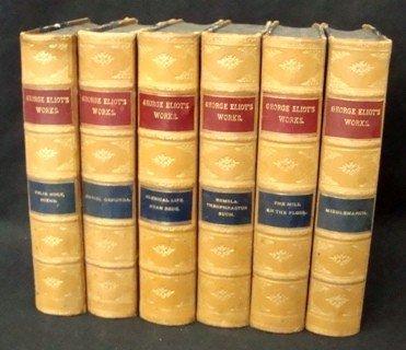 16: George Eliot's Works, 6 Volumes