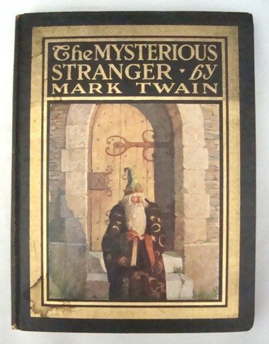 23: The Mysterious Stranger by Mark Twain, 1st Ed.