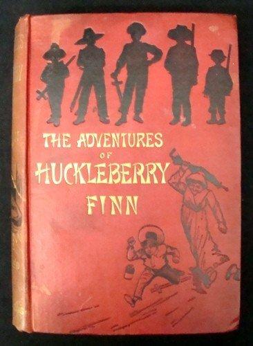 153: Adventures of Huckleberry Finn, M. Twain, True Fir