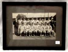 32: 1950's Orig Dunmore Baseball Team Photo