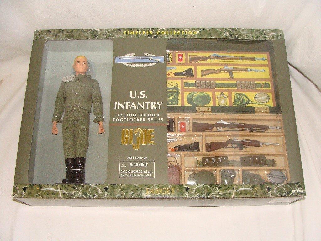 8: GI JOE Timeless Collection US Infantry Footlocker Se