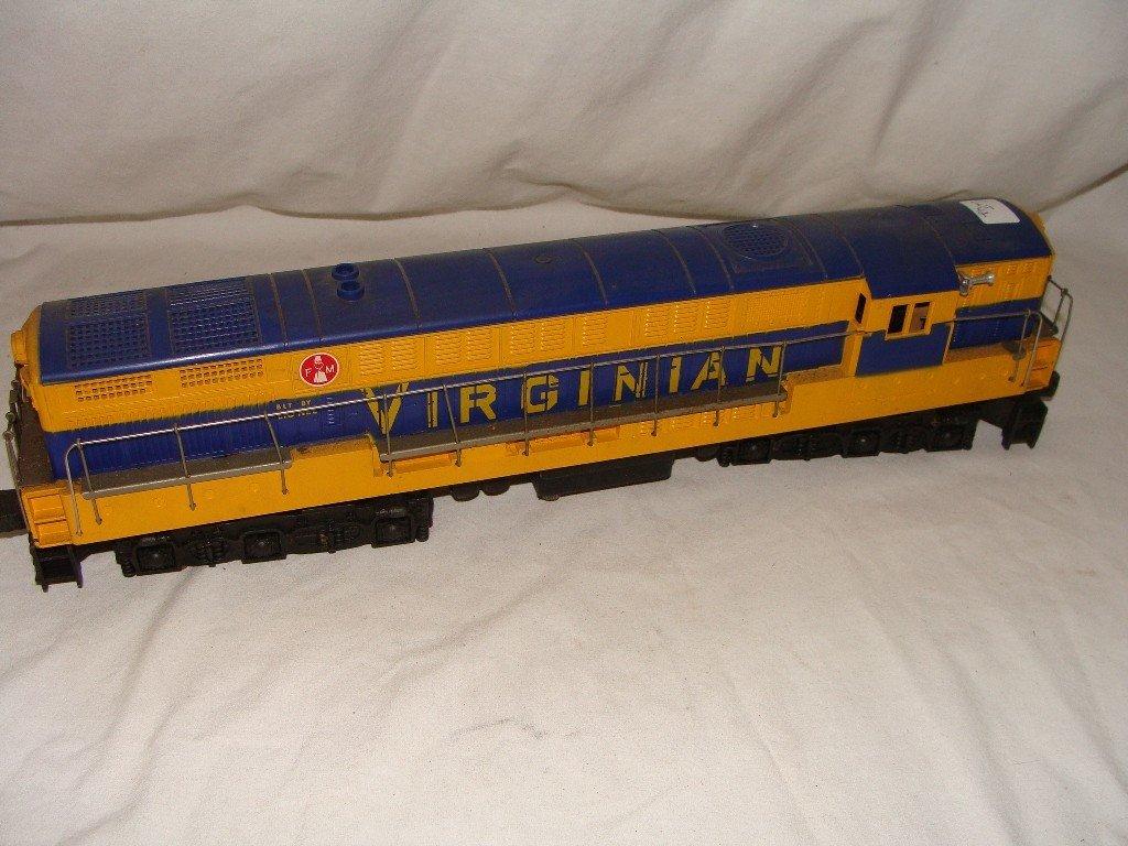 42: Lionel 2331 Locomotive Engine VIRGINIAN