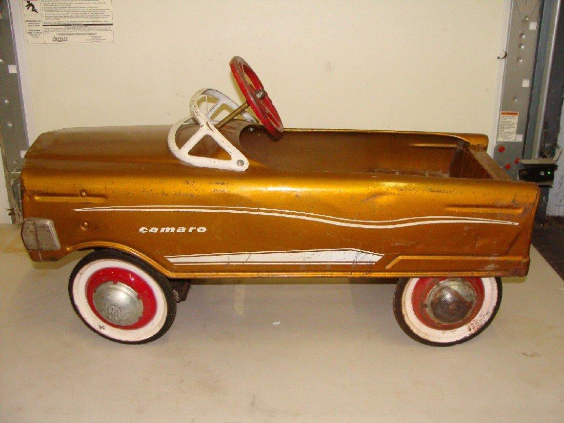 11A: Vintage Camaro Pedal Car