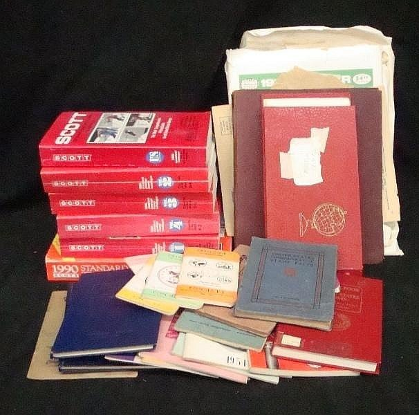 5: Misc. Supplies & Old Publications lot
