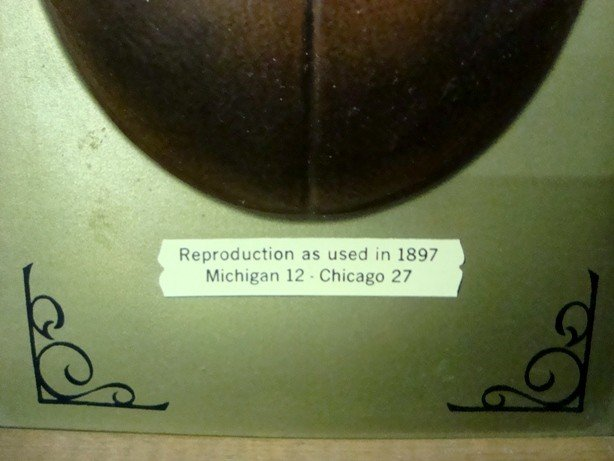 110: Rare Pabst Blue Ribbon Football Bar Sign Display - 2