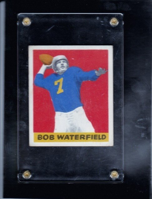 15: 1948 Leaf #26 Bob Waterfield RC