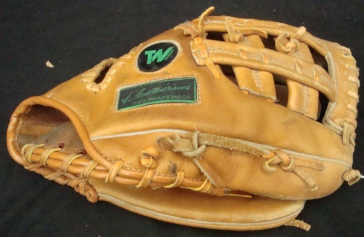 356: Ted Williams Autograph Model Glove